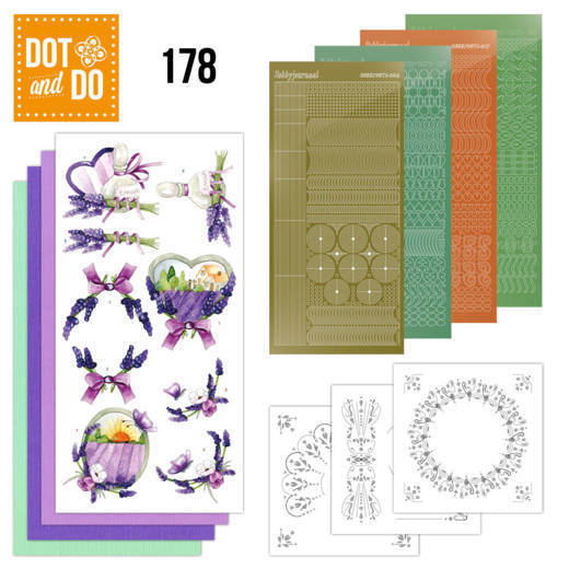 Dot and Do 178 Lavender