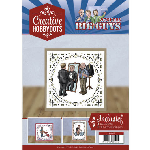 Creative Hobbydots 2 Big Guys
