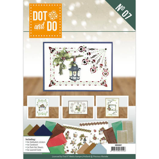 Dot and Do A6 Boek 7