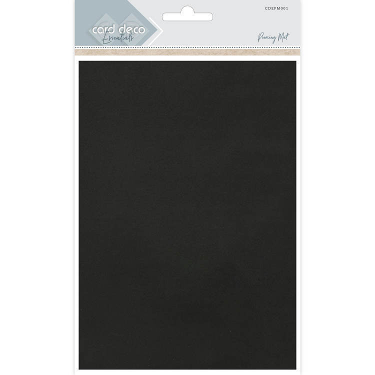 Card Deco Essentials - Prikmat Foam 14,8x21 cm 8 mm dik Zwart