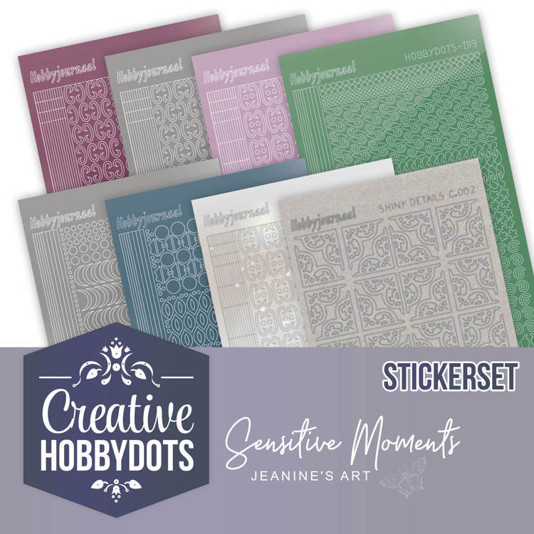 Creative Hobbydots 4 - Sticker Set