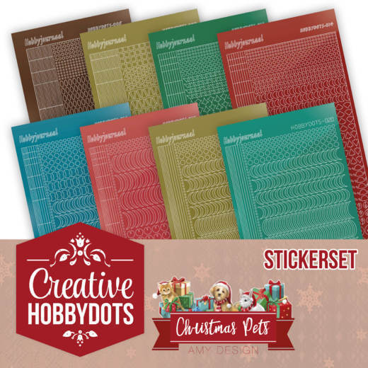 Creative Hobbydots 5 - Sticker Set