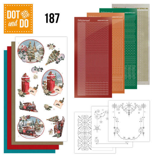 Dot and Do 187 - Amy Design - Nostalgic Christmas