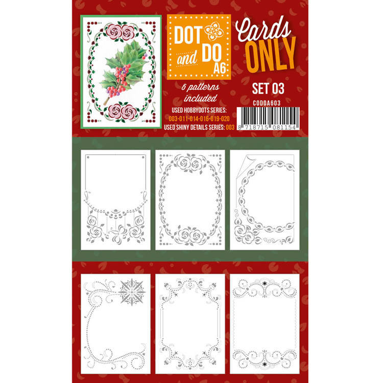 Dot and Do - Cards Only - Set 03 A6