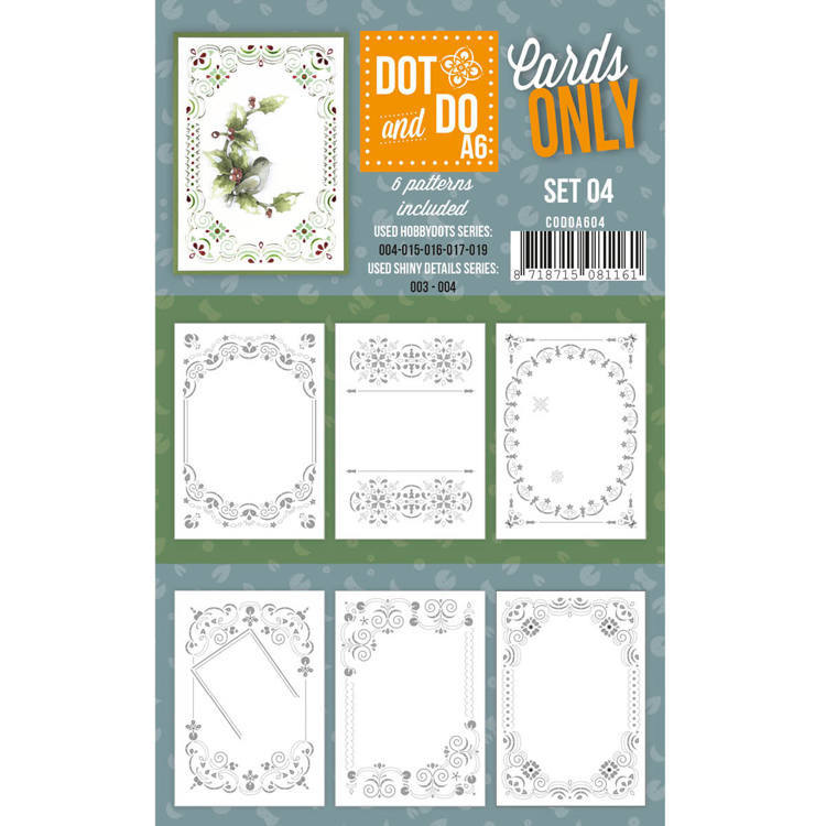 Dot and Do - Cards Only - Set 04 A6