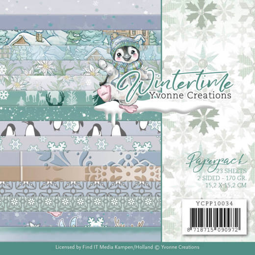 Paperpack - Yvonne Creations - Winter Time