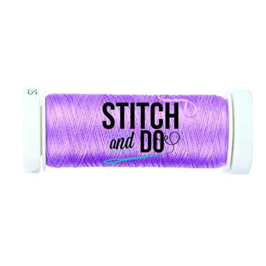 Stitch & Do garen 200 m Magnolia Pink