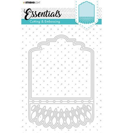 Studio Light Embossing Die Cut Essentials SL251