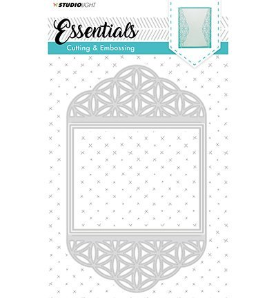 Studio Light Embossing Die Cut Essentials SL168