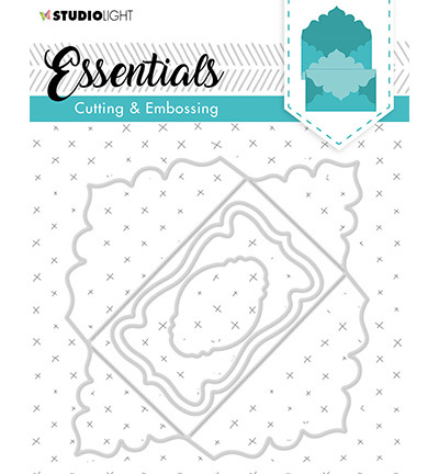 Studio Light Cutting and Embossing Essentials SL319