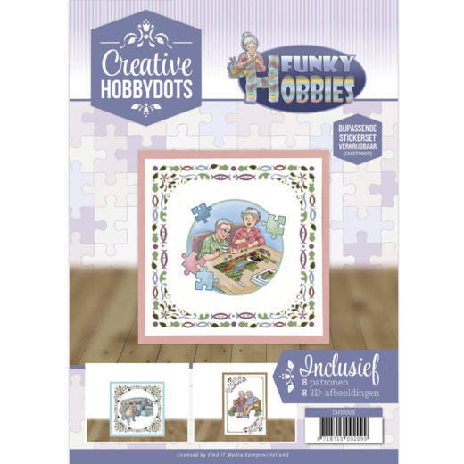Creative Hobbydots 9 - Funky Hobbies