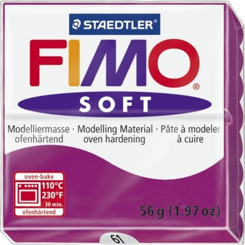 Fimo Soft purper violet