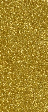 Stickervellen 5 stuks Blanco Glitter Gold