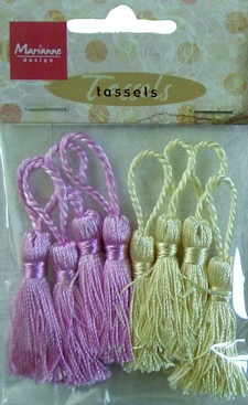 MD Set tassels romantic