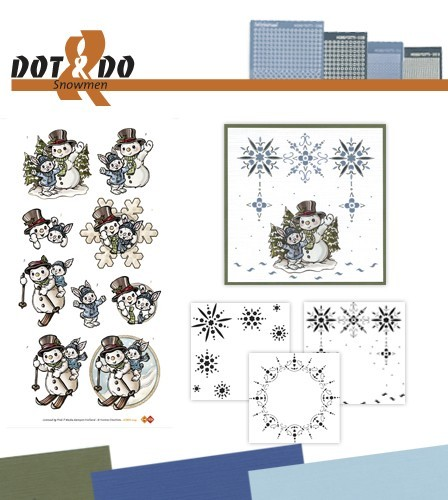 Dots & Do Snowmen