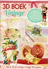 Boek 3D Studio Light A4 Vintage