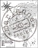 MD Clear stamp map of Holland