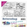 Color Cards 1 - Yvonne Creations - Beterschap - YCCC10001