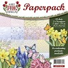 Paperpack Amy Design - Spring - papier/ADPP10009