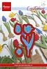 MD Creatables stencil Tiny`s tulip