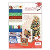 A4 Ultimate Decoupage Pack (48pcs) - Christmas Tidings - pakket/PMA169033