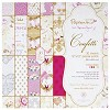 Paper pack 30,5x30,5cm Wedding Confetti by stephanie dyment (30pk) - scrap/PMA1601300