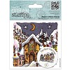 Docrafts Rubber stamp Urban Silent Night - stem/MPL907213