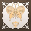 Ultimate Crafts snijmal Deco Butterfly Set - mal/ULT157553