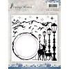 Snij en Embossing Folder Amy Design - Vintage Winter