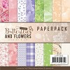 Paperpack - Jeaninnes Art - Classic Butterflies and Flowers