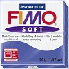 Fimo Soft brilliant blauw - Fimo/8020-033