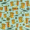 K&Company Scrapbook Paper Actopus to Zelephant Iguanas 30,5x30,5cm 12 vellen - scrap/655980