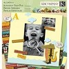 K&Company Scrapbook Kit Alphabet Page Pad 30,5x30,5cm - scrap/625655