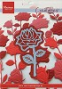 MD Creatables stencil rose