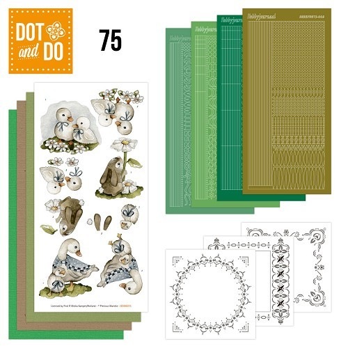 Dot and Do 75 - Spring Animals