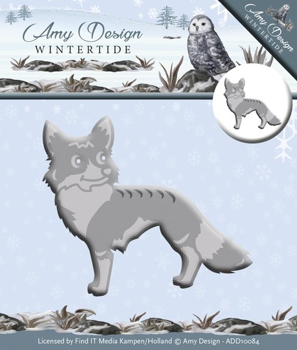 Amy Design die- Wintertide - Fox
