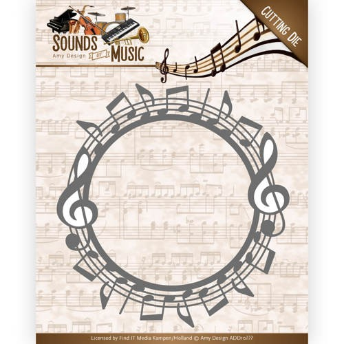 Dies - Amy Design - Sounds of Music - Music Circle
