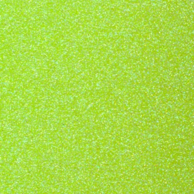 A4 Glitter karton 230 grams 5 vellen Light Green