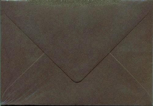 Enveloppen 11,0x15,5 cm Metallic Magic Blue 50 stuks